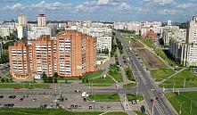 Микрорайон Сухарево в Минске