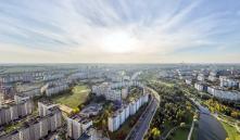 Микрорайон Малиновка в Минске