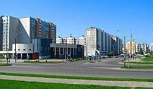 Микрорайон Шабаны в Минске