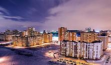Микрорайон Домбровка в Минске