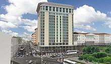 Очередная гостиница будет построена в историческом центре Минска?