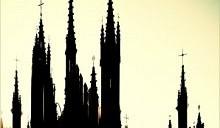 "Фотохудожник Виталий Ракович презентовал проект ""Іллюстрацыі да гісторыі Беларусскай"""