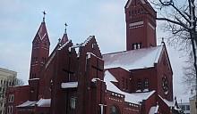 Полвека, украденные у Бога. История Красного костела