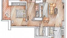 Одному белорусу полагается 22 кв.м жилья