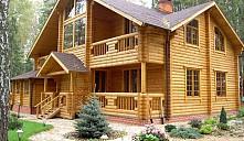 С  28 февраля по 2 марта состоится выставка «Деревянное домостроение. Коттедж. Баня»