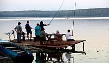 «Большая бард-рыбалка 2013» собирает гостей в четвертый раз