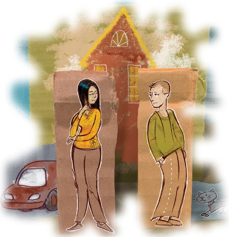 Заявление в суд на развод с детьми образец - 9cf