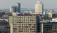 Минск обошел почти все города России по числу высотных строений