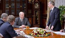 Александр Лукашенко потребовал ускорить строительство «Великого камня»