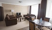 20 сентября состоялось открытие первого в Беларуси апарт-отеля «Комфорт».