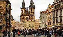 Въезд в центр Праги может быть платным