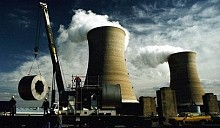 Строительство АЭС закончится с опережением графика