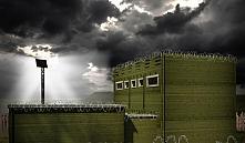 В Великобритании начали продавать дома на случай зомби-апокалипсиса