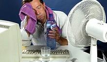 Новые санитарные требования приняты в Беларуси - как скоро офисных работников перестанет мучать жара?