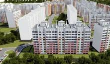 Минчанам начинают строить жилье в поселке Прилуки