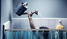 Плановое отключение горячей воды