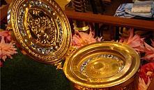 Гомель: более 100 тысяч человек пришли поклониться мощам Матроны Московской