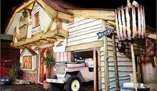 Игрушечные дома по цене коттеджа