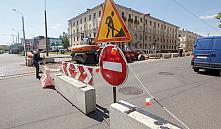 Из-за ремонта трамвайных путей на Козлова закроют дорогу
