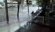 Кодовое слово «оранжевый»: в Минске не прекращается угроза сильных ливней