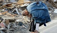 В результате землетрясения в китайской провинции Ганьсу пострадали 300 человек и более 5 тысяч домов
