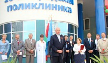 Мэр Минска пообещал строить для горожан по одной поликлинике в год