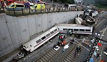 Машинист разбившегося поезда описал в  Facebook эмоции, которые испытывает от превышения скорости