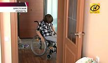 В Кобрине семью с ребенком-инвалидом выселяют из квартиры за неуплату