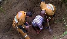 В Минске в траншее теплотрассы двоих рабочих засыпало грунтом