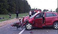 В результате ДТП в Оршанском районе погибли два человека