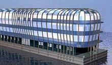 В Москве построят 200 экологичных отелей на воде