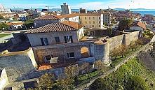 В Италии продается крепость авторства Леонардо да Винчи
