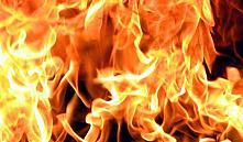 Пожар в магазине мебели в Наровле: эвакуировано 10 человек