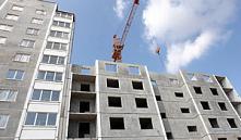 В Минске более 30% введенного в январе-мае жилья построено для нуждающихся