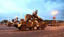13 апреля вечером в Минске будет ограничено движение транспорта