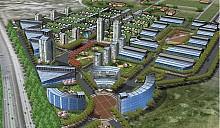 В Парке высоких технологий занялись проектированием новых зданий