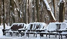 Погода в новогоднюю ночь не будет зимней