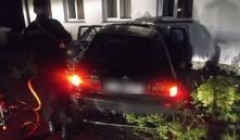 В Столине водитель BMW погиб, врезавшись в стену