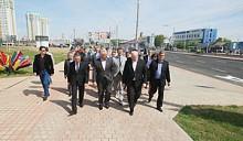 В Минске возобновил работу проспект Дзержинского