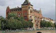В центре Праги решили продать шесть исторических зданий