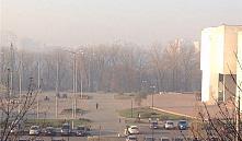 Отчетливый запах дыма в Минске специалисты объясняют инверсией