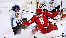 Россия одержала вторую победу на ЧМ-2014