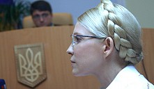 Юлия Тимошенко станет бомжом