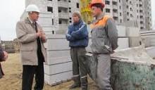 В Марте безопасность труда на строительных объектах будет под усиленным контролем