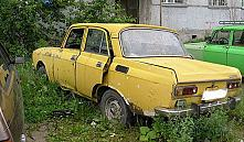 Во дворах Минска выявлено более 1100 бесхозных авто