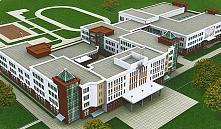 На строительство объектов образования в Минской области выделено около 181 млрд. рублей