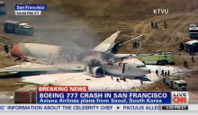 Asiana Airlines представила новые подробности крушения Boeing 777 в Сан-Франциско