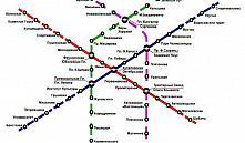 140 зданий Минска пойдет под снос для строительства третьей ветки метро