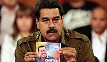 Николас Мадуро станет президентом Венесуэлы