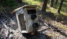 Хулиган, уничтоживший фотофиксатор скорости, 60 раз нарушал ПДД